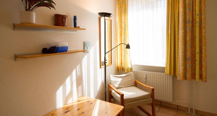 ferienwohnung familie schinkel die wohnung. Black Bedroom Furniture Sets. Home Design Ideas